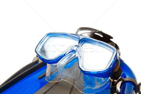 Snorkeling equipment Stock photo © aremafoto