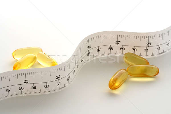 Diet vitamin Stock photo © aremafoto