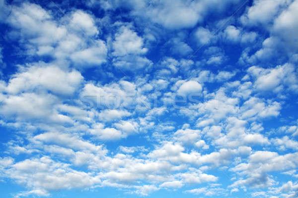 Clouds Stock photo © aremafoto