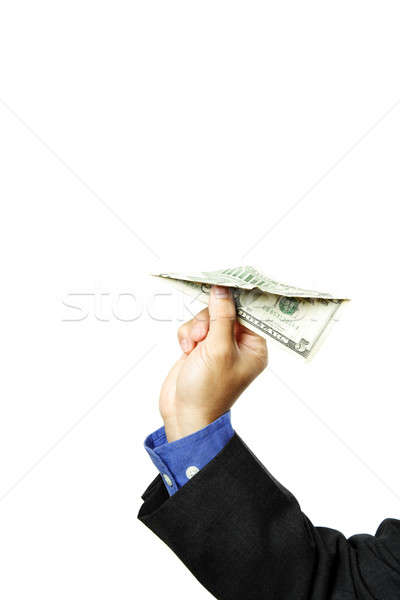 Finance concept Stock photo © aremafoto