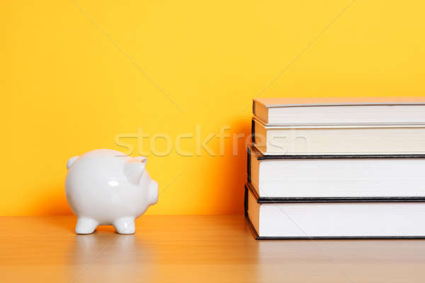 Saving for college Stock photo © aremafoto