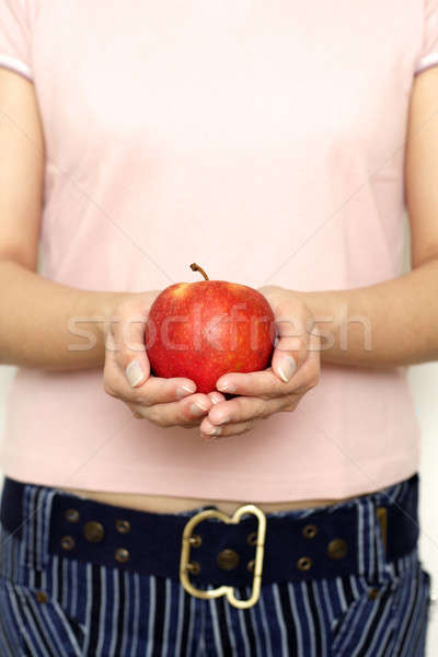 Have an apple Stock photo © aremafoto