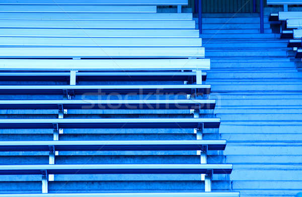 Stadium seating Stock photo © aremafoto