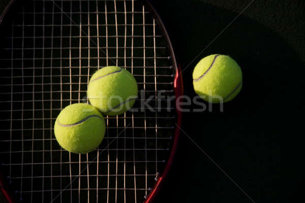 Tennis Stock photo © aremafoto