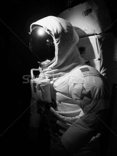 space man Stock photo © ArenaCreative