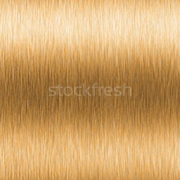 Alto contrasto oro metallico texture orizzontale Foto d'archivio © ArenaCreative