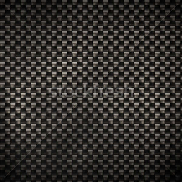 Realistic Carbon Fiber Stock photo © ArenaCreative