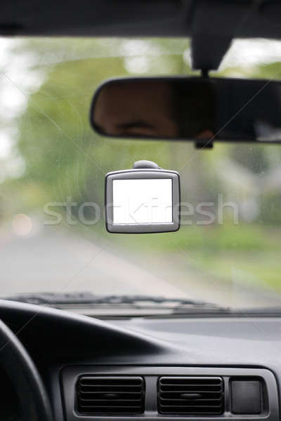 Portable GPS Navigation Stock photo © ArenaCreative