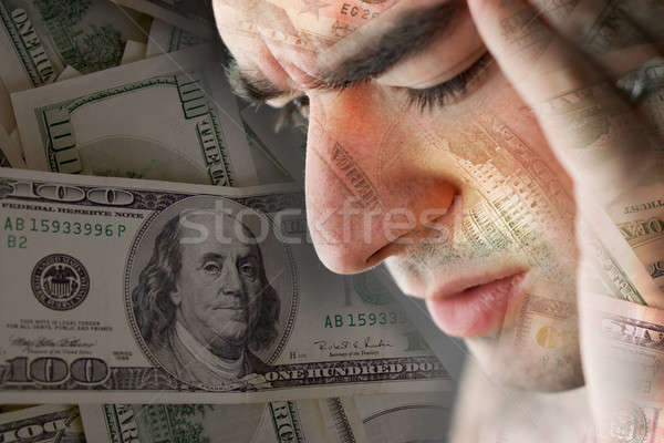 Stock photo: Bad Economy
