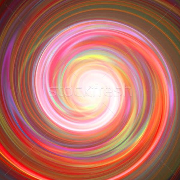 Spinning Vortex Stock photo © ArenaCreative