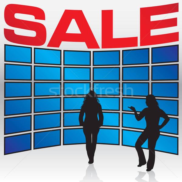 Electronics Store Sale Stock photo © ArenaCreative