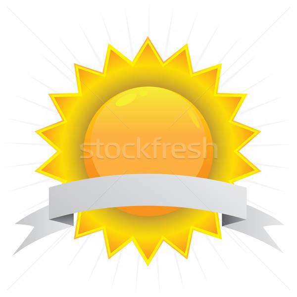 Gouden zegel vector goud groot product Stockfoto © ArenaCreative
