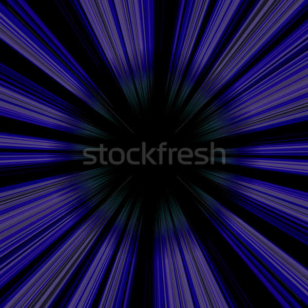 Blue Abstract Vortex Stock photo © ArenaCreative
