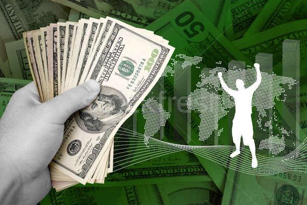 Profitable Business Success Stock photo © ArenaCreative