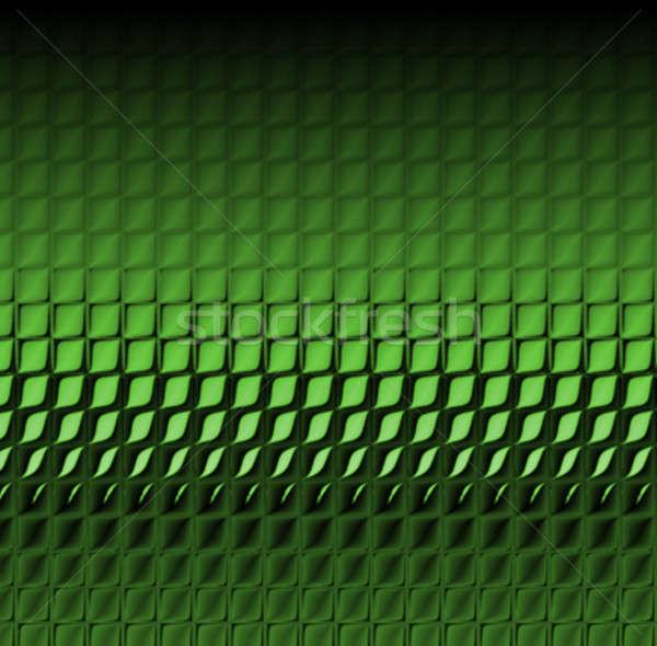 Green Alligator Skin Stock photo © ArenaCreative