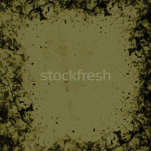 Grunge Border Stock photo © ArenaCreative