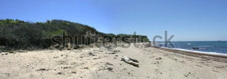 Ada Rhode Island panoramik görmek sahil ABD Stok fotoğraf © ArenaCreative