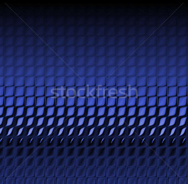 Mavi sürüngen cilt kertenkele doku baskı Stok fotoğraf © ArenaCreative