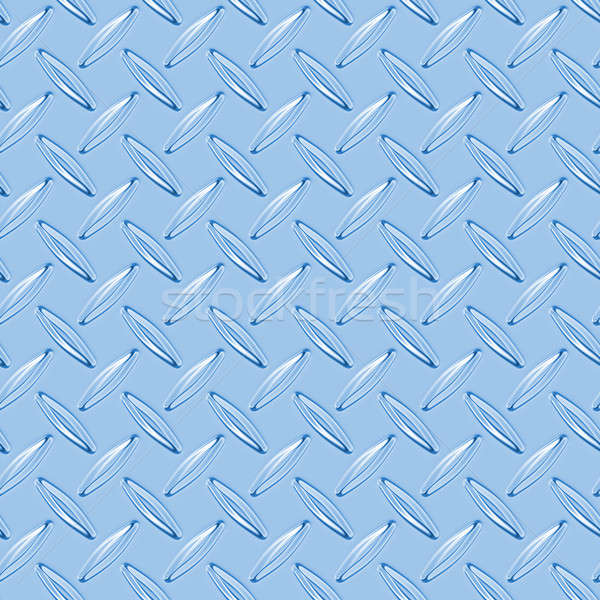 Kék gyémánt tányér fényes világoskék háttér Stock fotó © ArenaCreative