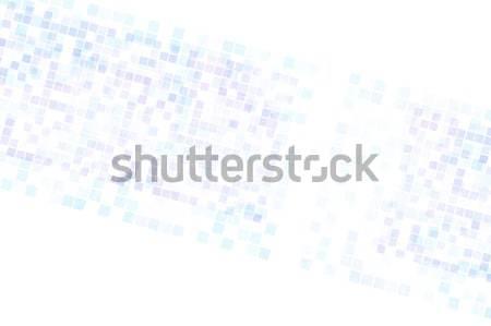 Squares Pixel Grid Texture Stock photo © ArenaCreative