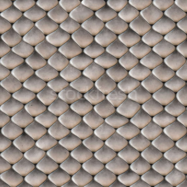 Snake Skin Scales Seamless Texture Stock photo © ArenaCreative