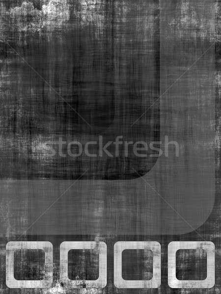 Grunge düzen resimli muhteşem Stok fotoğraf © ArenaCreative