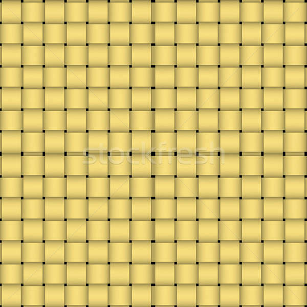 Wicker Woven Basket Texture Stock photo © ArenaCreative