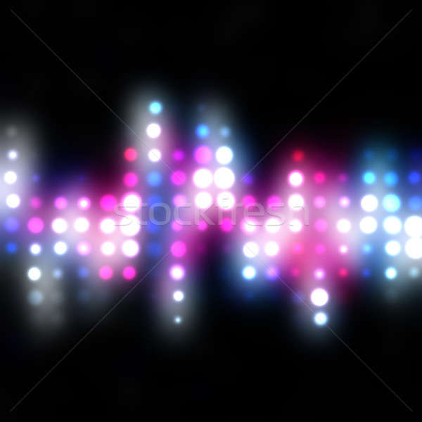 Funky Glowing Dots Stock photo © ArenaCreative