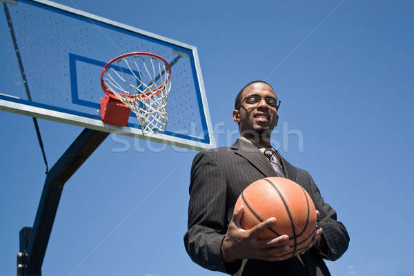 Basketball Pro Stock photo © ArenaCreative