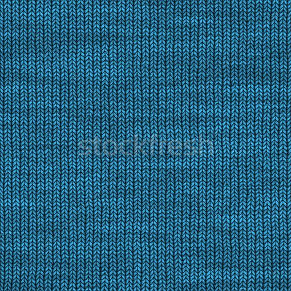 Yarn Knit Material Stock photo © ArenaCreative