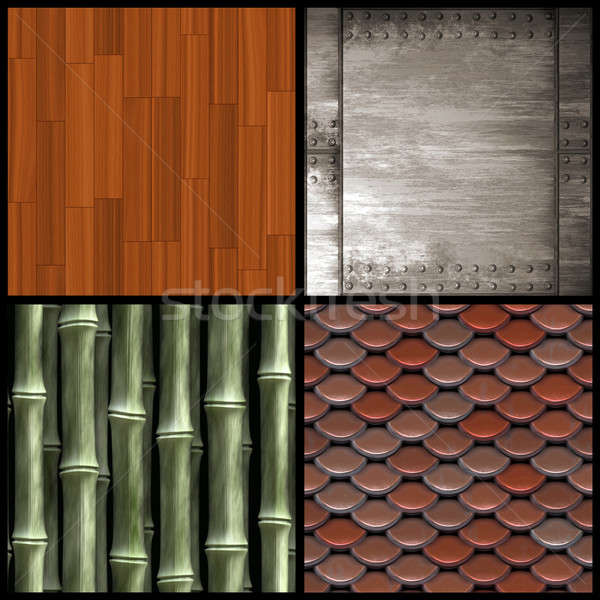 Stock photo: Texture Variety Pack