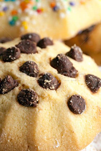 Chocolate Chip Bakery Cookie Stock photo © ArenaCreative
