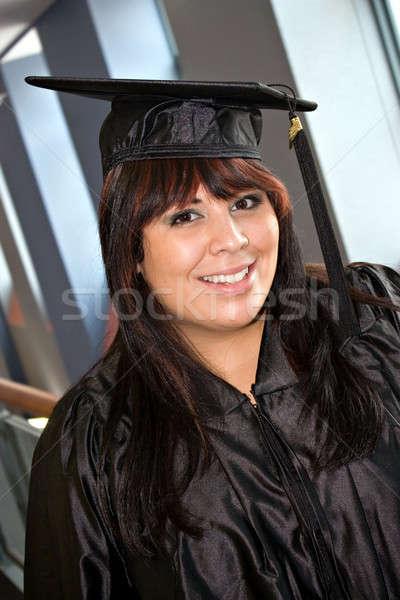 School Graduation Stock photo © ArenaCreative