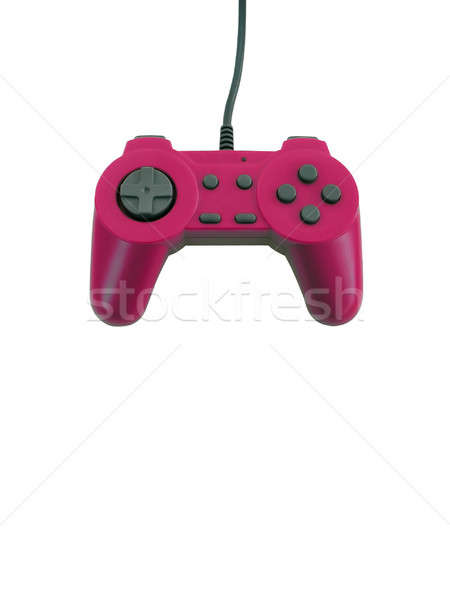 game controller with clipping path  Stock photo © ArenaCreative