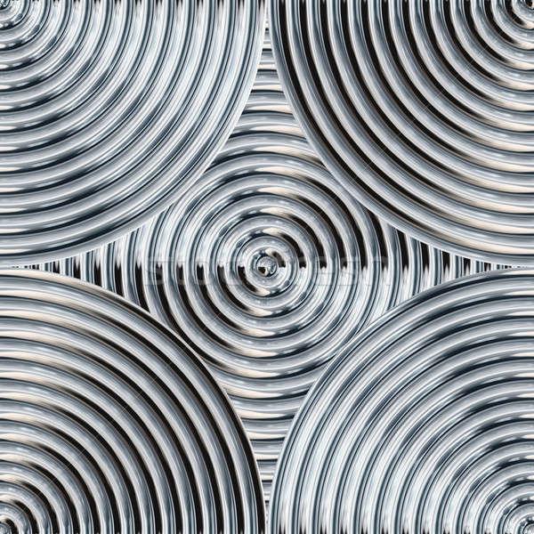 Shiny Metal Pattern Stock photo © ArenaCreative