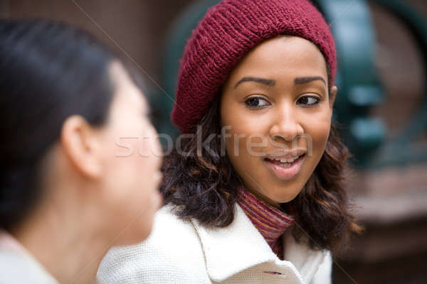 Happy Business Women Stock photo © ArenaCreative