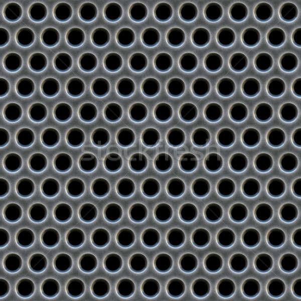 Metal Mesh Pattern Stock photo © ArenaCreative