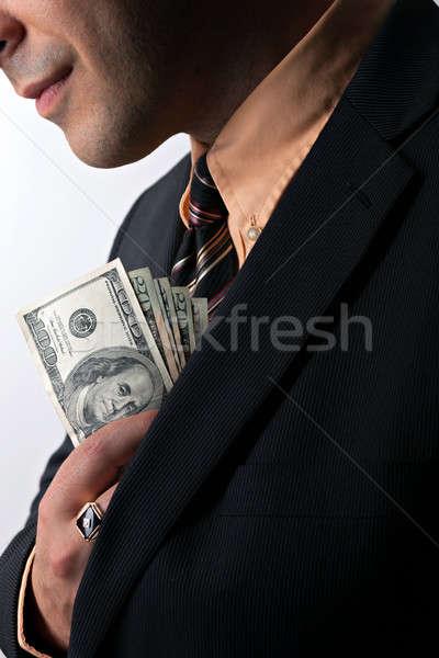 Smooth Criminal Stock photo © ArenaCreative