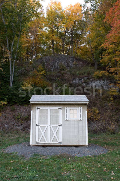 Tool Utility Shed Stock photo © ArenaCreative