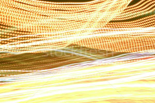 Bright Light Trails Stock photo © ArenaCreative