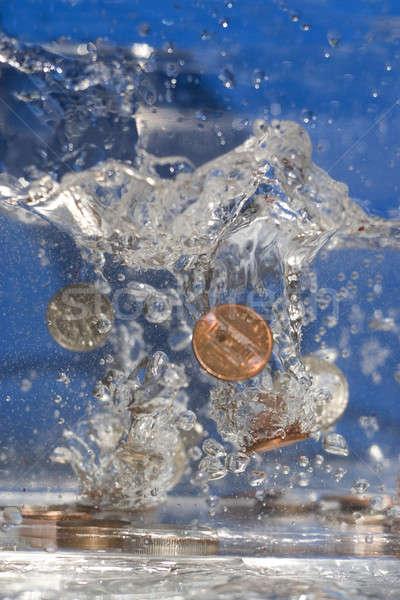 Money in Water Stock photo © ArenaCreative