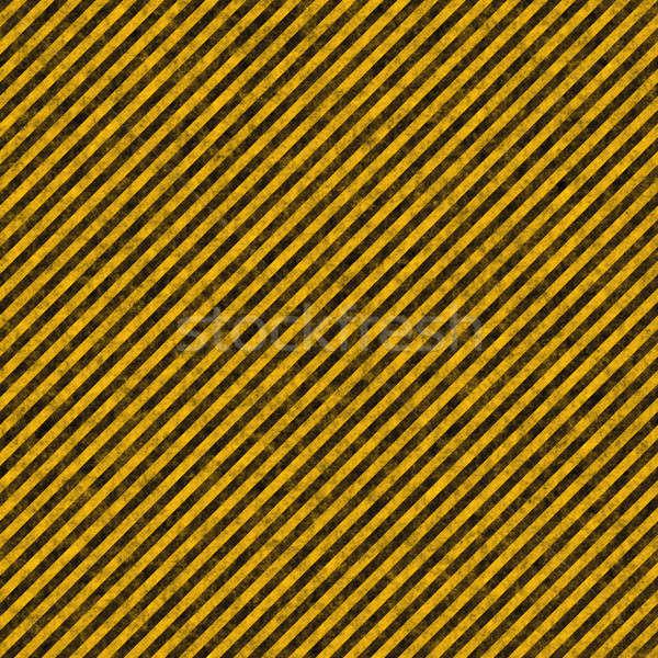 Apertado perigo diagonal textura resistiu Foto stock © ArenaCreative