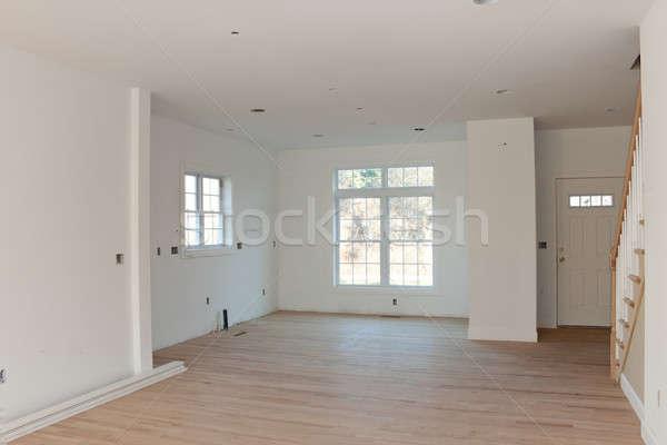 Nuovo residenziale home interni vuota marca Foto d'archivio © ArenaCreative
