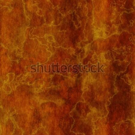 Oranje marmer naadloos steen textuur groot Stockfoto © ArenaCreative