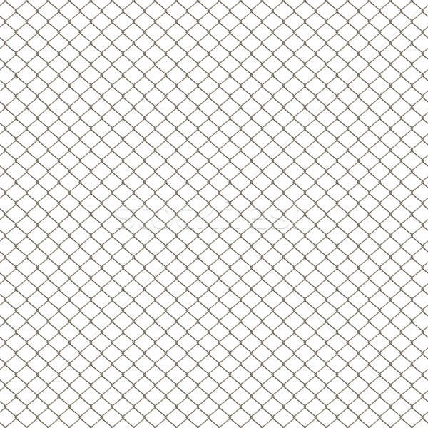 Chain Link Fence Stock photo © ArenaCreative