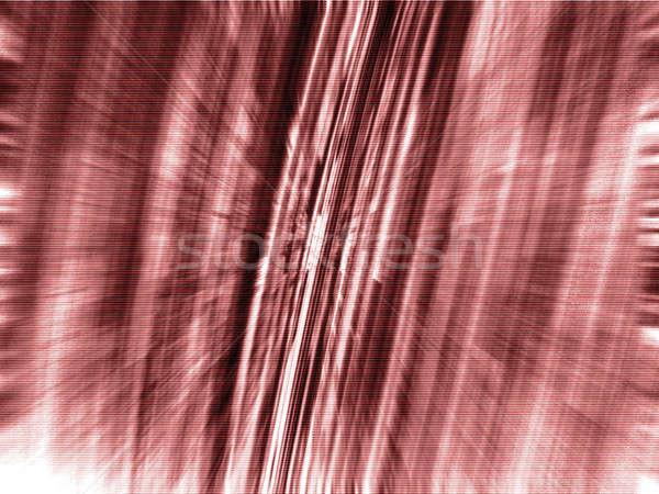 red matrix zoom blur Stock photo © ArenaCreative