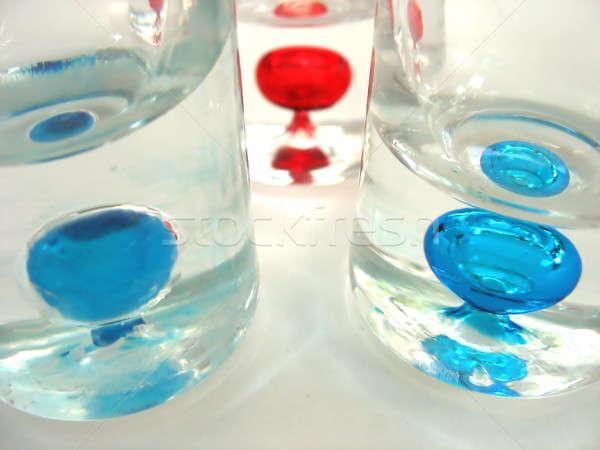 shot glasses Stock photo © ArenaCreative