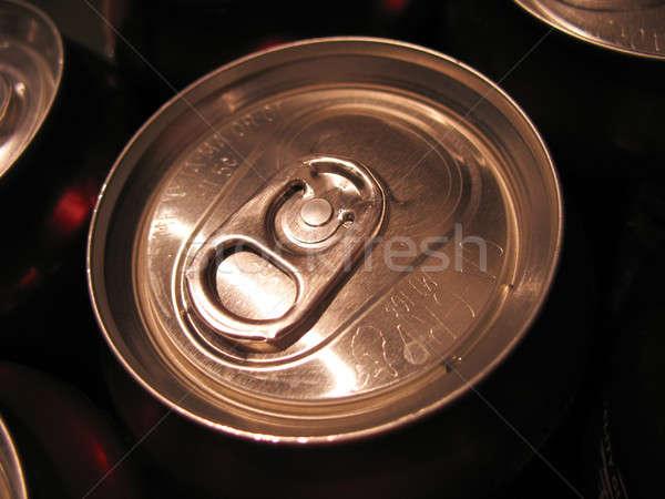 beverage can top Stock photo © ArenaCreative