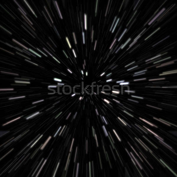 Outer Space Star Field Stock photo © ArenaCreative