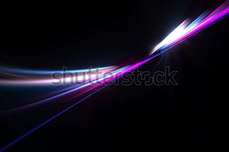 Korkak fraktal plazma dizayn muhteşem Stok fotoğraf © ArenaCreative